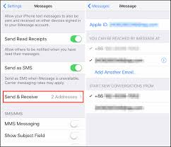 Quick Fixes to iPhone Messages Not Syncing with Mac