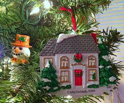 The Sandwich Generation Granny Nanny Loves Personalized Christmas Tree Ornaments Including This Delightful One From