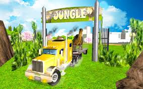 100 Dino Trucks Wild Zoo Truck Transport For Android APK Download