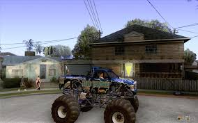 Blue Thunder Monster Truck For GTA San Andreas Albany Cavalcade Fxt Cabrio Monster Truck For Gta 4 San Andreas Cop Els Iv Big Bob Monster Truck Youtube Patching Now Free On Xbox 360 Gaming Trend Dodge Ram 3500 2010 Bigfut Xbox Cheat Codes 5 Cheats Grand Theft Auto V Caddy