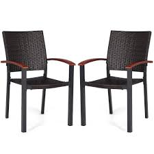 2PC Set Outdoor Stacking Patio Dining Room Chair Rattan Wicker ... 4 X Dutch Rosewood Dingroom Chair 88667 Sjlland Table6 Chairs W Armrests Outdoor Glassfrsnduvholmen Different Types Of Small Arm Chair Home Office Ideas Set 6 Black Metal Ding Room Chairs 1980s 96891 Sublime Gold Baroque Armrest Wooden Modern Room For Waiting Rooms Office With Georgian Style Ding Room Chairs Dark Cherry Finish By Designer Danish Wikipedia Saar By Piet Boon Collection Ecc Pladelphia Freedom Classic Arms 2 Cramco Inc Shaw Espresso Harvest Chenille Upholstered