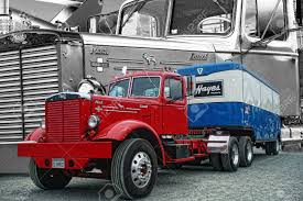 Old Mack Truck Stock Photo, Picture And Royalty Free Image. Image ...