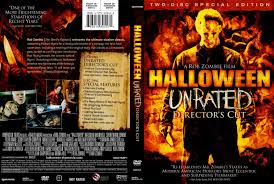 Full Cast Of Halloween Resurrection by The Horrors Of Halloween Halloween 2007 Vhs Dvd And Blu Ray Covers