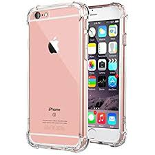 iPhone 6 Case Jenuos Clear Shockproof Case Bumper Amazon