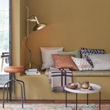 warme farben schöner wohnen