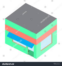 Template Isometric Building Home Shop House Stock Vector 420286024 ... Stunning Home Shop Layout And Design Contemporary Decorating Astounding Stores Photos Best Idea Home Design Garage Workshop Ideas Pinterest Mannahattaus Decor Interior Garden Route Knysna The Bedroom Retail Homeware Store My Scdinavian Journal Follow Us House Stockholm Cozy Retro Cake Designs Irooniecom Business Rources Former Milk Transformed Into Single With Shop2 House Plans Shops On Sophisticated Awesome Images