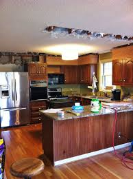 decorating small kitchen soffit ideas jen joes design