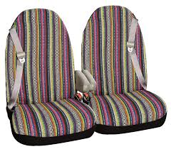 Allison 67-2220 Multi-Color Large Prairie Stripe SUV Bucket Seat Cover -  Pair B Bedro For Computer Baby Shower Chair Covers Rental Bucket Outdoor Wood Ma Rocking Wooden Argos Cushion Cover Us 9243 30 Offsoft Plush Synthetic Wool Seat Real Fur Car Winter Stylish Coversin Automobiles Best Toddler Table Booster And Chairs 9pcsset Pu Leather Detachable Front Full Set Protector Universal Bucket Chair Uxcell Saddle For Suv Automotive Amazoncom Sweka M Line Waterproof Fanta Pattern Fniture Classic Wicker Small Study Weddings Chiffon Lace Agreeable