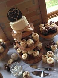Wedding Cupcake Ideas And Products On Emasscraft Org Rustic Stands
