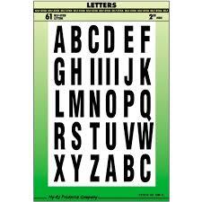HyKo 2 In Letter Set MM7L Do It Best
