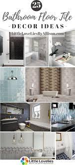 Bathroom Floor Design Ideas 25 Bathroom Floor Tile Ideas To Revolutionize Your Bathing Space