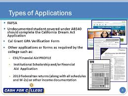 applying for financial aid complete online or turn in paper