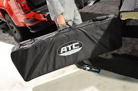 SEMA 2015: ATC Truck Covers Rocks The New SXT Tonneau Cover