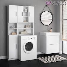 vicco anstellschrank luis waschmaschinenschrank real