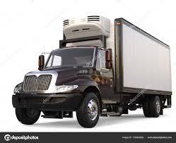 100 Refrigerator For Truck Dark Brown Cargo Stock Photo Trimitrius