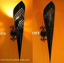 moroccan wall light fittings and lights sconce e with l tasmin