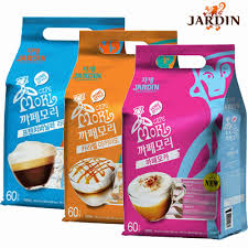 NEW Cafe Mori Cappuccino Coffee Mix 3kinds 60sticks Korean Instant