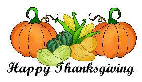 Religious Thanksgiving Clipart