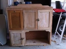 What Is A Hoosier Cabinet by Bug A Boo Corner Hoosier Redo