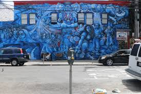 Famous Mexican Mural Artists by Mission Murals Photo Tour Including Balmy Alley U2014time Out