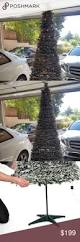 Flocked 65 Pre Lit Christmas Tree by Best 25 Commercial Christmas Lights Ideas On Pinterest
