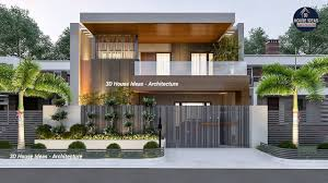 100 Modern Two Storey House Top 20 Home Front Elevation Double Story Home 3d Elevation