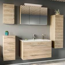badezimmer serie abuja 02 in eiche hell selbst zusammenstellen