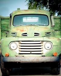 100 Green Trucks Old Truck In This Case There Aint Nothing Wrong With Being
