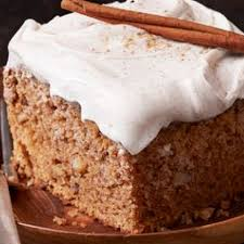 OLD FASHIONED APPLESAUCE SPICE CAKE Recipe by becky w Key Ingre nt