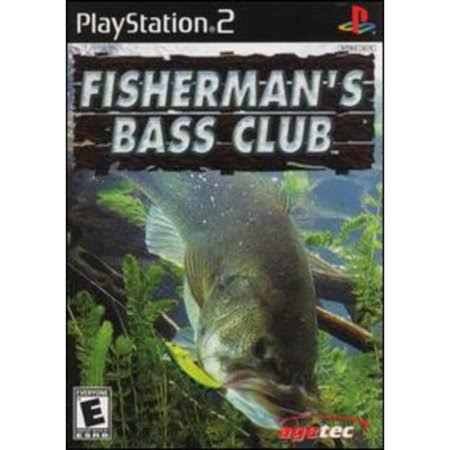 Fisherman's Bass Club - PlayStation 2