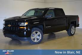 100 Custom Pickup Trucks For Sale New 2018 Chevrolet Silverado 1500 Crew Cab In Blair 3181758