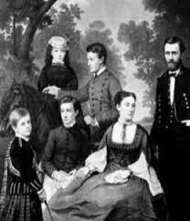 His Family Ulysses S Grant Had Two Brothers And Three Sisters He Never Wanted To Go The Army But Father Made Him