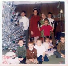 Aluminum Christmas Tree 1960s