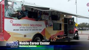 100 Truck Job Seekers New Mobile Center Brings Increased Reach For Workforce Solutions