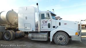 1999 Peterbilt 377 Semi Truck | Item BJ9932 | SOLD! December... Used 2004 Peterbilt 385 Flatbed Truck For Sale In Ms 6470 Used Peterbilt 389 Daycab For Saleporter Truck Sales Houston Tx Kootenay Bryan Jollys 379 Hauls Cattle Feed Thrghout Texas Daycabs For Sale N Trailer Magazine Big Sleepers Come Back To The Trucking Industry 1999 377 Semi Truck Item Bj9932 Sold December 386 Louisiana Porter Dump In Best Resource 1997 Ext Hood Salehouston Beaumont Youtube Best 362 Coe Images On Pinterest Trucks Heavy Duty Sales Huge Sale
