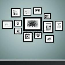 Displaying Photographs On Walls Luxury Inspiration Picture Frame Wall Ideas
