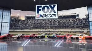 100 Nascar Truck Race Live Stream FOX Sports Unveils Its Most Advanced Studio For 2019 NASCAR Season