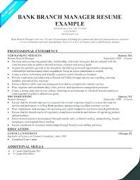 Resume Format For Banking Job Pdf Resumes Bank Jobs A Sample Freshers