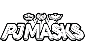 Coloring Pages Of Pj Masks P J Sheets Mask