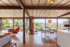 100 Rodney Walker Architect Rent A Landmarked Midcentury Modern Above The Silver Lake Reservoir