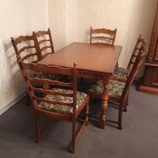 esstisch mit 6 stühlen zu verschenken in wuppertal