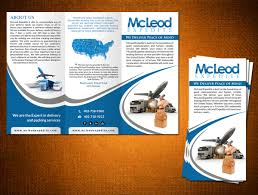 Serious, Professional Brochure Design For McLeod Marketing, LLC By ... Shipchain On Twitter Was Accepted Into The Blockchain User Conference Mcleod Software Customer Jeff Loggins W Don Hummer Trucking Is Mpowered Blaine Nason Family Contracting Home Smartdrive Adds Multicamera Triggers Integration Trucking Conferences 2017 Archives Page 2 Of Squirrel Works Distribution Solutions Inc Company Arkansas Thank You An Webber Youtube About Us Express Llc