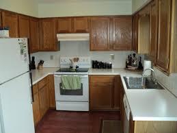 kitchen kitchen gleamingh white appliances photo concept