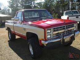 Chevrolet K10 Silverado Scottsdale Vintage Classic Rare 83 84 85 ... Classic Chevy Truck Parts Gmc Tuckers Auto How To Install Replace Weatherstrip Window 7387 86 K10 Short Bed Swb Silverado 4x4 1986 Blue Silver 731987 4 Ord Lift Part 1 Rear Youtube Old Photos Collection All Busted Knuckles C10 Photo Image Gallery Gauge Cluster Dakota Digital Pickup 04cc02_o10thnnu_midwest_l_truck_tionals Tt016jpg By Vcsniper Photobucket Pinterest Square Foundation Chevrolet Suburban For Sale Hemmings Motor News 1982 Gmc Truck