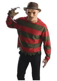 Halloween City Richmond Ky by Freddy Krueger Costumes U0026 Masks Halloweencostumes Com