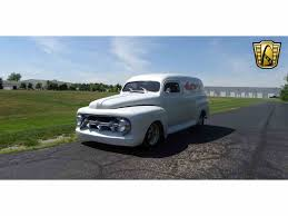 1951 Ford Panel Truck For Sale | ClassicCars.com | CC-1103955 1951 Ford Panel Truck J149 Kissimmee 2014 Images Of Ford Hot Rod Trucks Hd Fr100 Classic Cars Trucks Pinterest For Sale Classiccarscom Cc1095313 1952 Truck201 Gateway Classic Carsnashville Youtube F1 The Forgotten One Truckin Magazine Paint Doug Jenkins Garage Topworldauto Photos Truck Photo Galleries Sale Near Riverhead New York 11901 Classics On 1948 Hot Rods And Restomods F 1