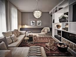 luxury living room ideas pendant lighting vintage industrial style