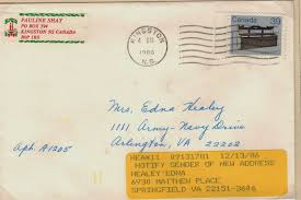 Postal History Corner Canadian Letter Rates To The United States