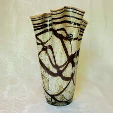 100 Poland Glass Jozefina Kronos Vase
