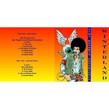 Jimi Hendrix Killing Floor Live by Live Winterland Arena February 1968 2cd By Jimi Hendrix